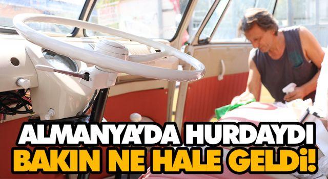 ALMANYA'DA HURDAYDI BAKIN NE HALE GELDİ!